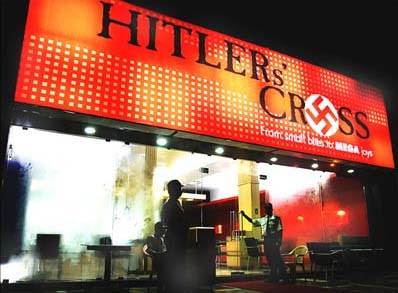 bad restaurant names hitlers cross
