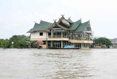 Banjir Buluh Cina, Kampar