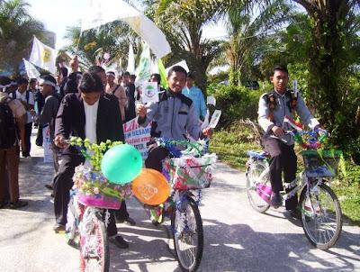 Mahasiswa UIN Suska Riau