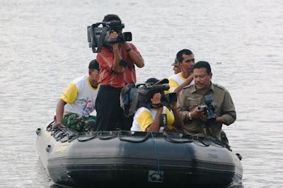 Foto Riau - Festival Danau Buatan
