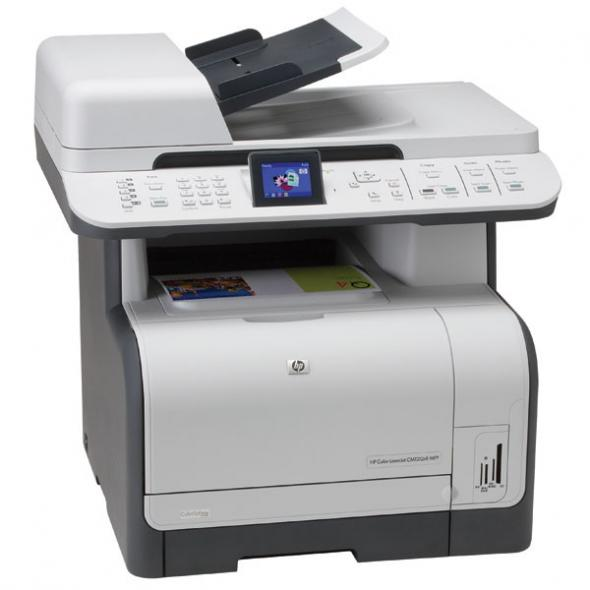 Laser printer can solve minor problems in order to maintain the print