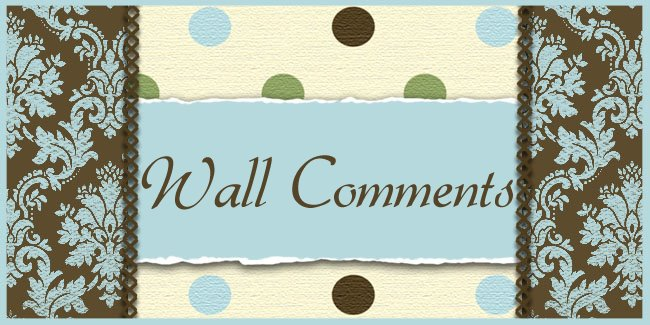 Wall Comments