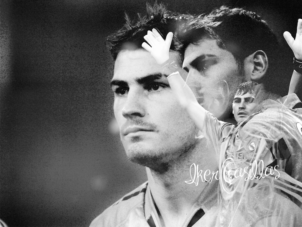 Iker Casillas World Best Goal Keeper