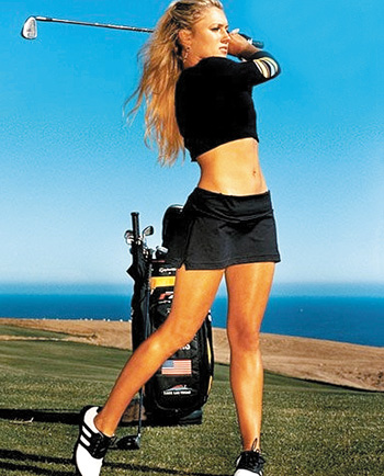 Natalie Gulbis LPGA Hot Player. Natalie Gulbis Wallpaper