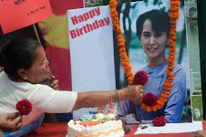 Happy Birthday Suu Kyi
