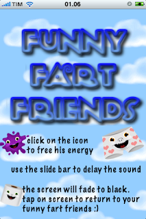Happy Fart Friends
