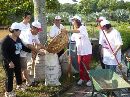 Gotong Royong Bangkitkan Kesadaran Peduli Lingkungan