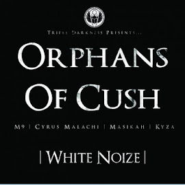 ORPHANS OF CUSH - WHITE NOIZE - £4.99