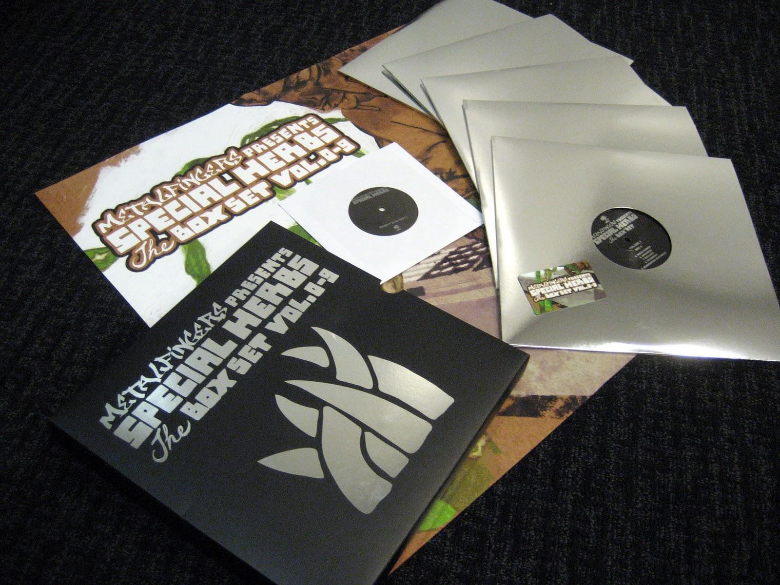 mf doom special herbs box set download