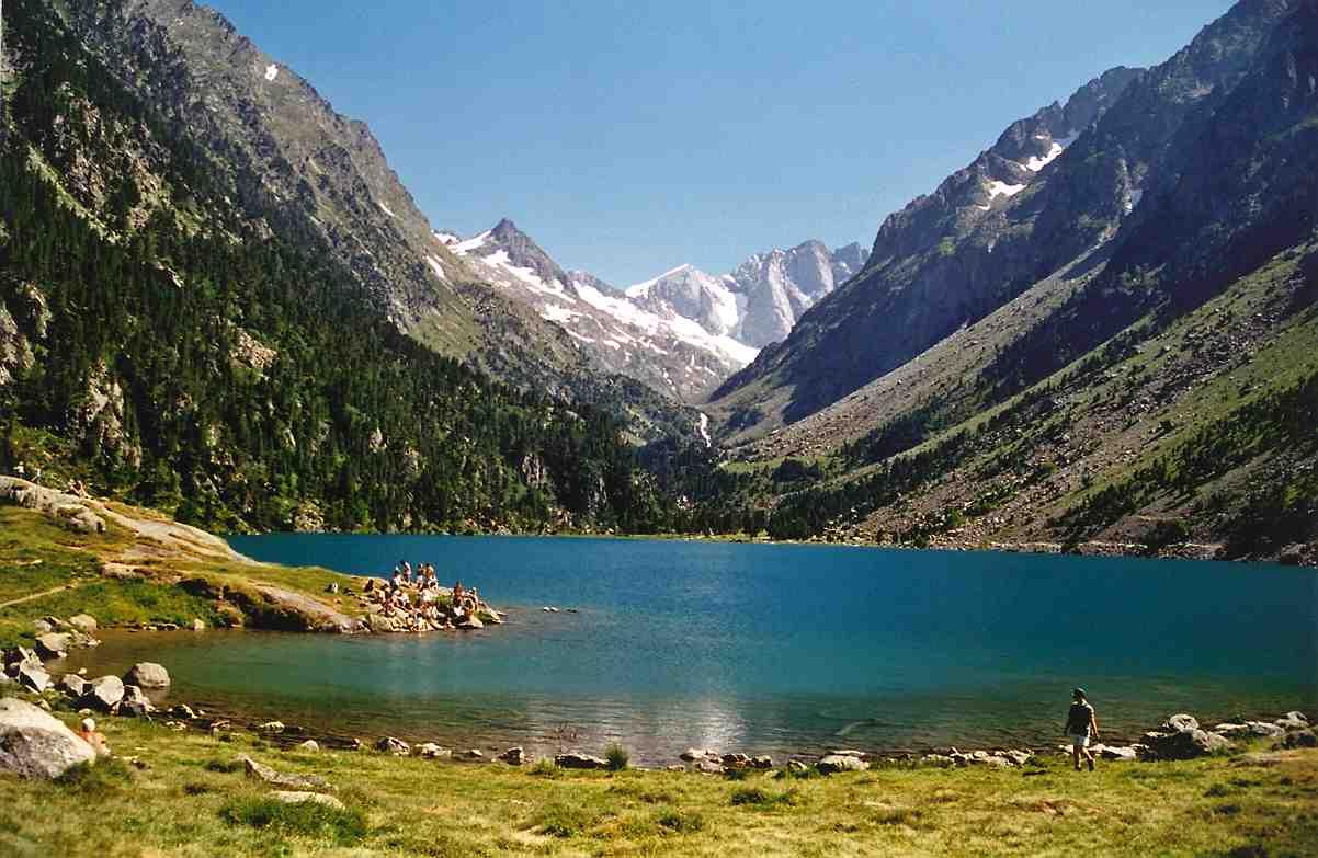 El txoko de valdi monta as lac de gaube - Lac de gaube ...