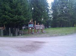 Stop # 9 Salmon Lake State Park
