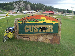 Stop  # 22  Custer, SD