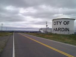 Stop # 16  Hardin, MT