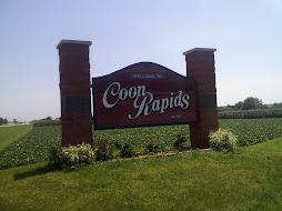 Stop # 26  Coon Rapids, IA