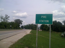 Stop  # 32 Pike Station
