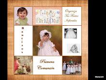 Organiza Fiestas Infantiles