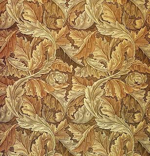william morris jasmine wallpaper 1872