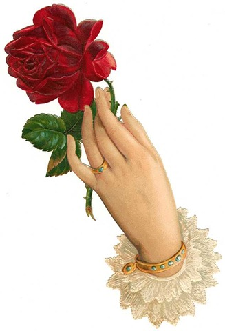 open hand clipart. Beautiful Mother#39;s Day