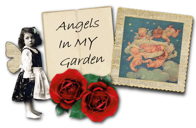 Angels in my Garden
