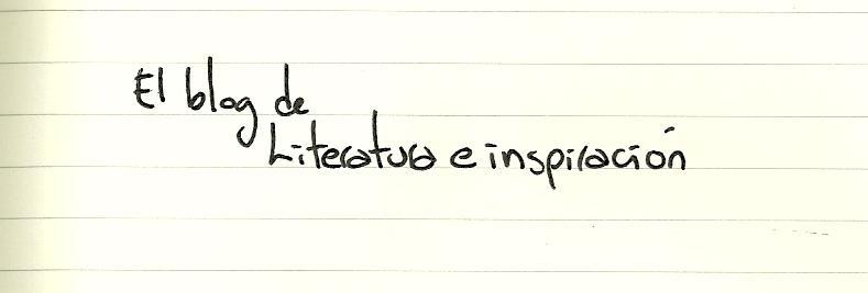 Literatura e inspiración