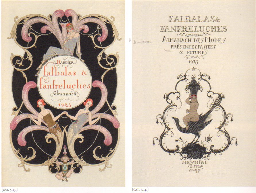 blossom style inspiration by a design george barbier illustration inspiration