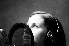 Kari in the Studio