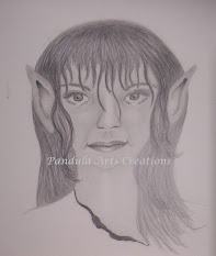Elf Pencil art