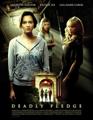 The Haunting Of Sorority Row film izle