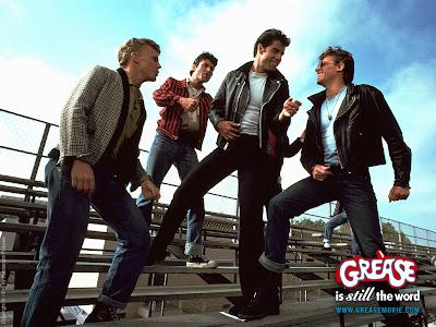 Grease, filmes musicais