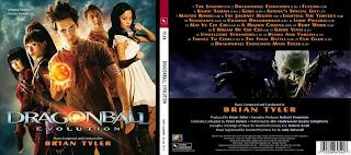 DragonBall the movie, trilha sonora DragonBall filme