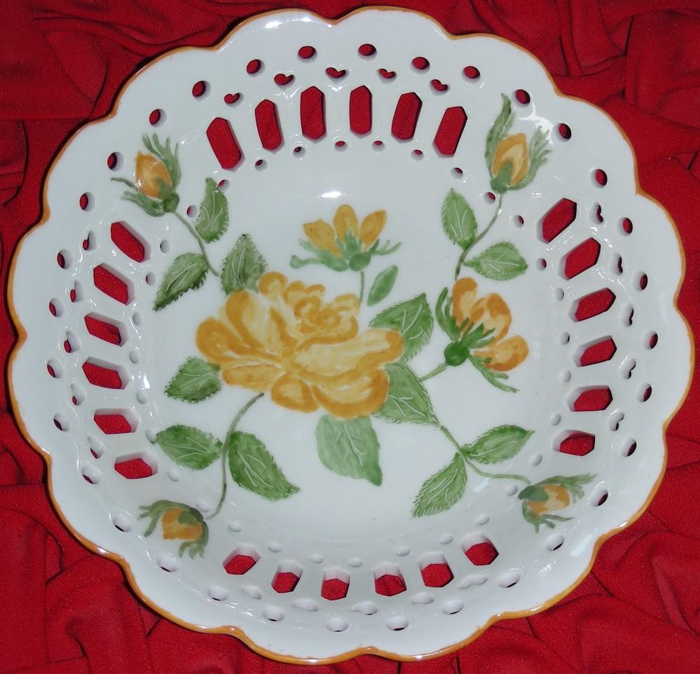 Les créations d\'Alice: Assiettes décoratives
