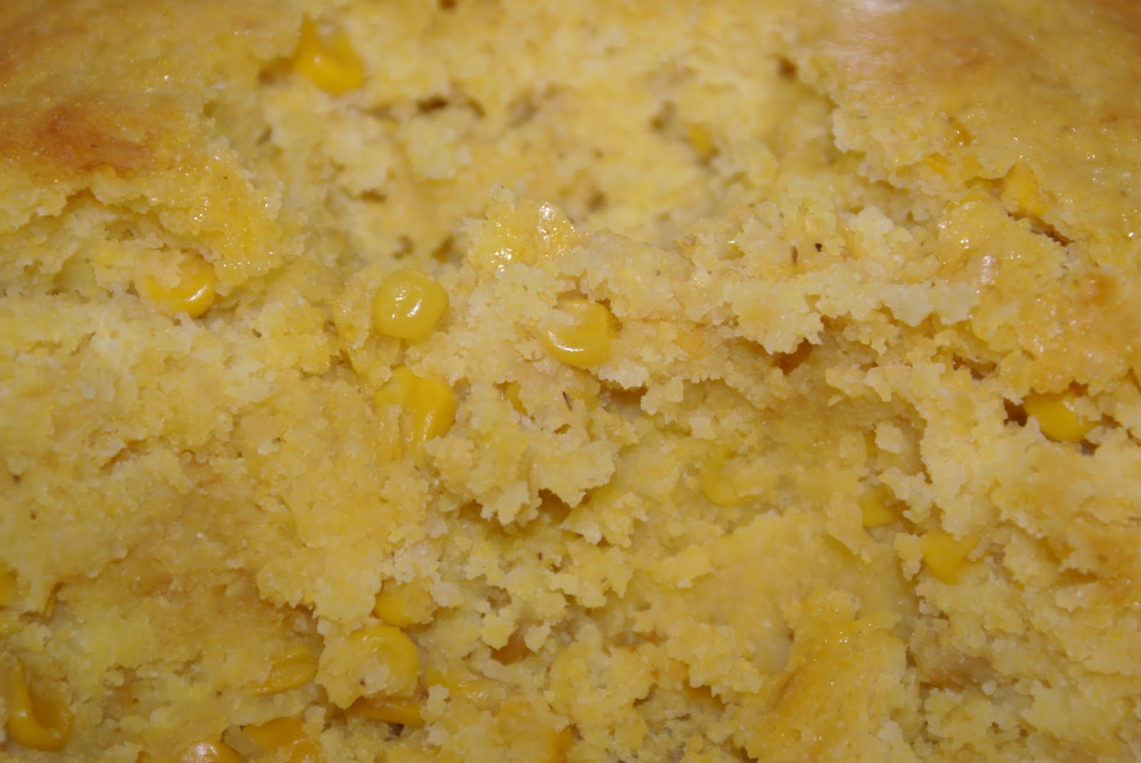 Corn bread pudding | Cooking with Tien