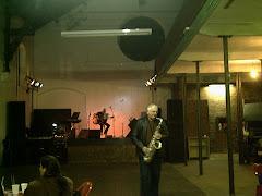 DUO INSTRUMENTAL Apresentação no Palco Estação Cultural na FEARG FECIS  dia 29.06.2008