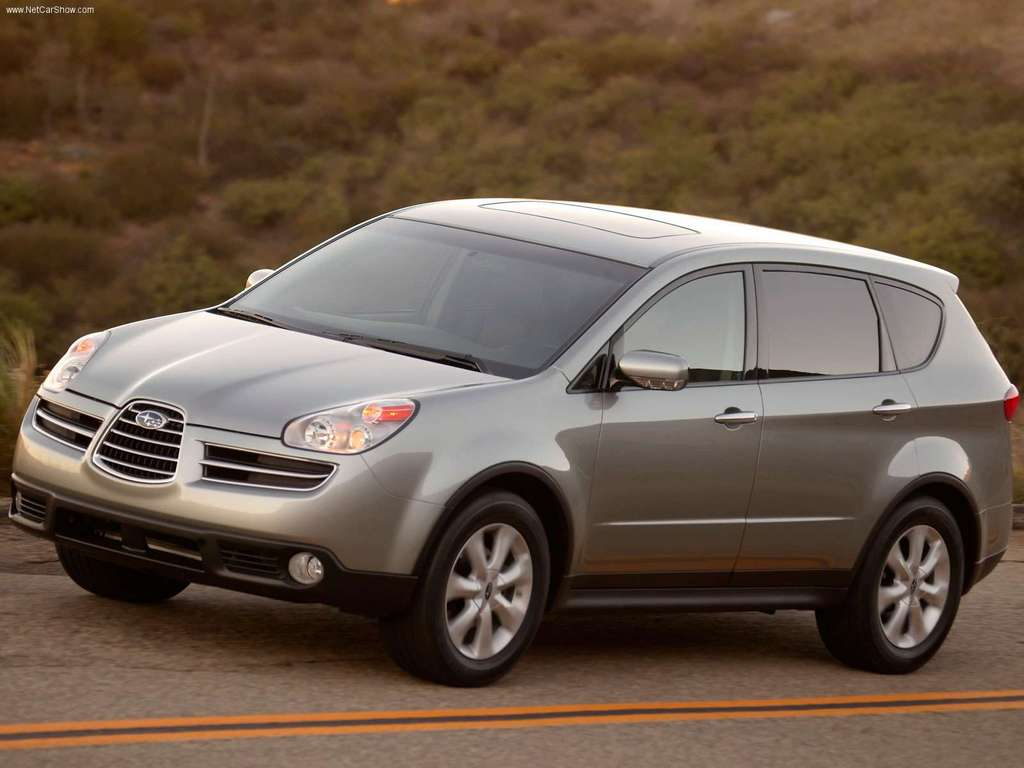 The Ugly Car Blog  Subaru B9 Tribeca  dedicated to the ugly cars