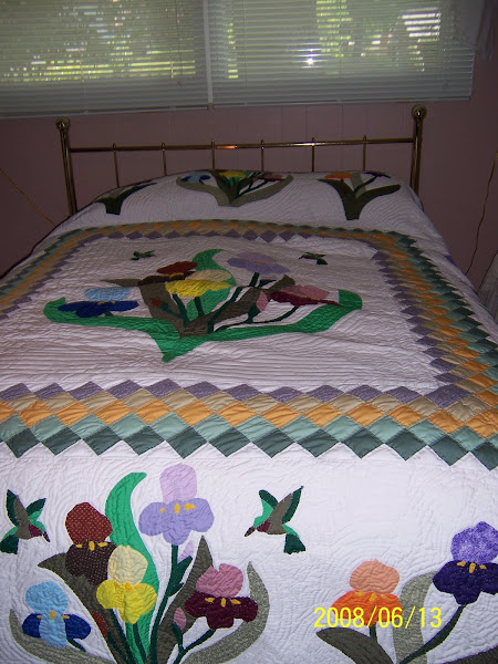 Iris Quilt