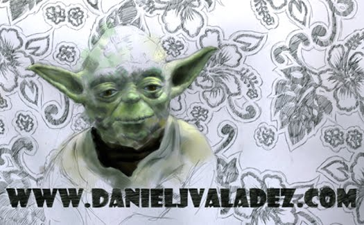 Art of Daniel Valadez