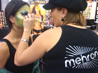 Jinny Creates a Witch with Paradise Makeup AQ by Mehron