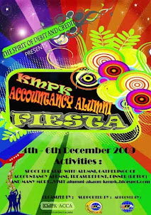 KMPk Accountancy Alumni Fiesta
