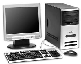 Partes Del Computador Partes Externas Del Computador
