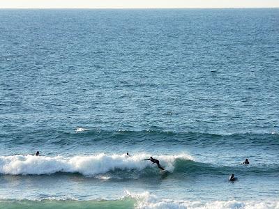 Sesión de surf del 25 de Septiembre del 2008 - Sopelana