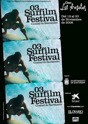 Surfilm Festival Ciudad de Santander 2008