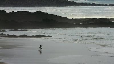 Sesión de surf del 20 de Noviembre del 2008