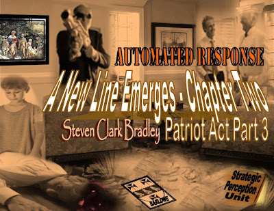 Automated response - A New Line Emerges by Steven Clark Bradley