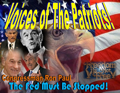 The Fed Must Be Stopped by Congressman Ron Paul