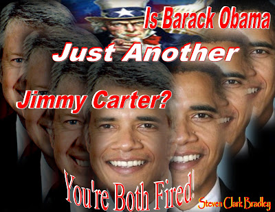 Is Barack Obama Just Another Jimmy Carter?