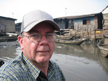 In The Makoko Fishing Village
