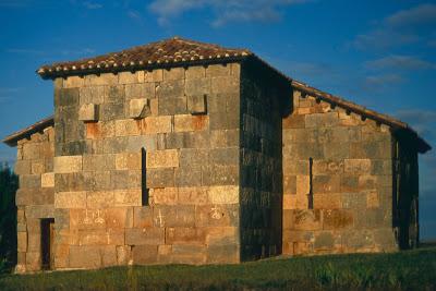 Ermita Visigoda, Quintanilla de las viñas