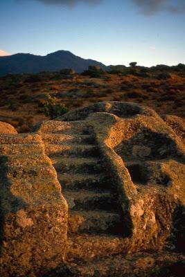 Altar del Castro de Ulaca