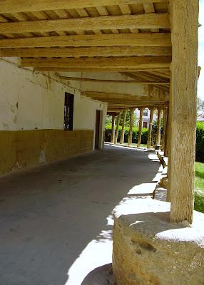 Soportales de Cuenca de Campos