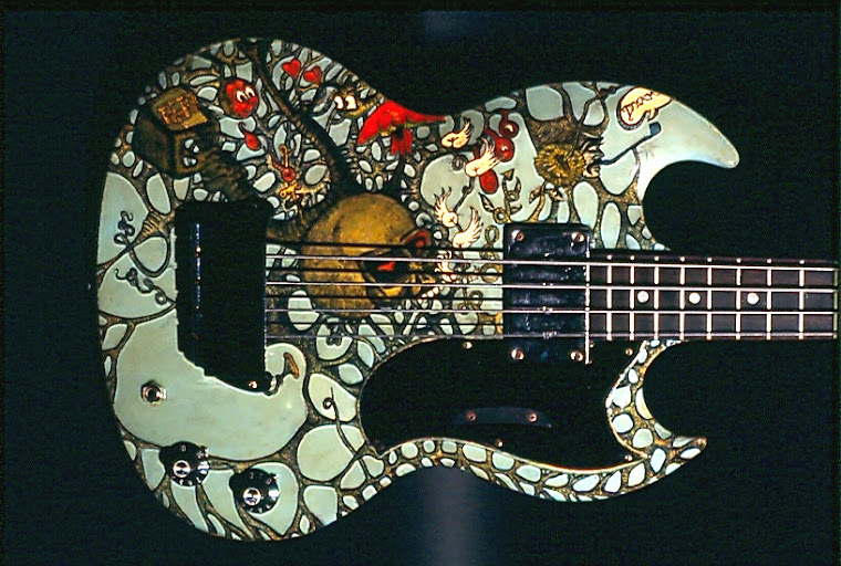 A Guitar Designed By Milo